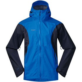 Bergans Letto Jacket Herre athens blue/navy